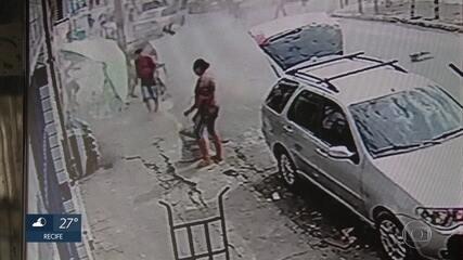 Explosões de botijões de gás deixam dois feridos no Recife