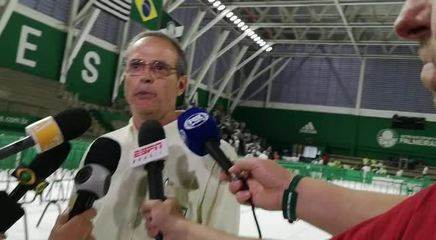 Derrotado na eleição, Genaro Marino deseja sorte a Galiotte no Palmeiras