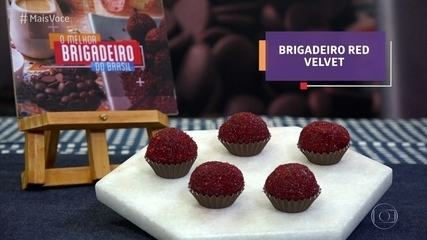 Brigadeiro Red Velvet