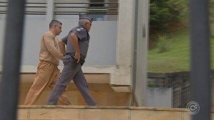 Audiência do caso Vitória Gabrielly já dura cinco horas em Araçariguama