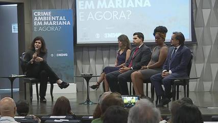 Painel na PUC Minas discute desastre ambiental de Mariana