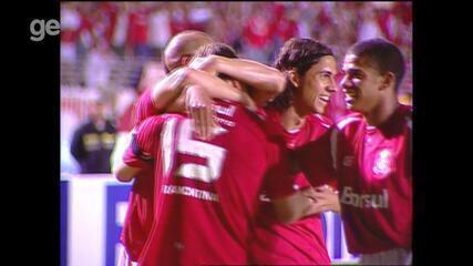 Inter goleia Chivas no Beira-Rio e vai para a final da Sul-Americana 2008