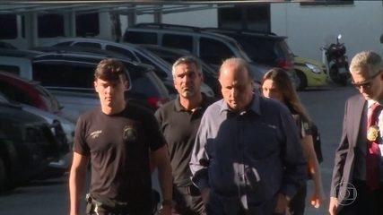 Pezão é primeiro governador do estado do RJ preso no exercício do mandato