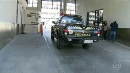 PF cumpre 11 mandados de prisão em fase que investiga pagamento de $31 milhões em propina