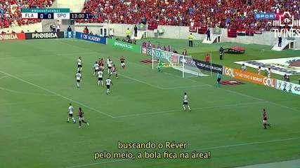 """Jorginho comenta os 10 gols de bola parada mais bonitos do Brasileirão no primeiro episódio do """"Mão na Bola"""""""