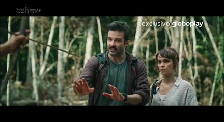 'Aruanas': confira primeiras imagens da nova série exclusiva do Globoplay