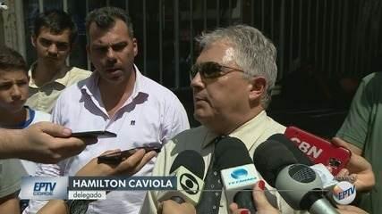 Delegado conta como homem entrou na Catedral e começou a atirar