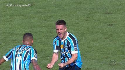 Saída de Ramiro do Grêmio divide opiniões da torcida