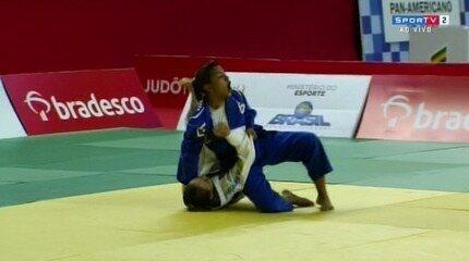 Sarah Menezes é campeã de seletiva olímpica e se mantém na seleção brasileira