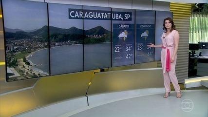 Calor provoca sensação de 55 graus no Paraná