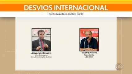 MP investiga ex-dirigentes da gestão Piffero no Inter por desvio e lavagem de dinheiro