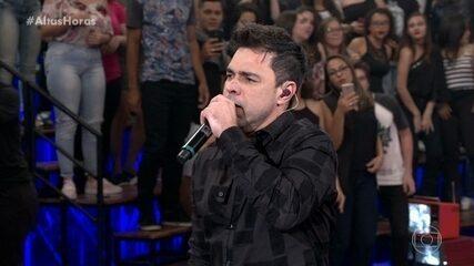 Zezé Di Camargo & Luciano cantam 'Flores em Vida'