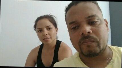 Casal em lua de mel tem casa invadida em Agudos e quase perde tudo
