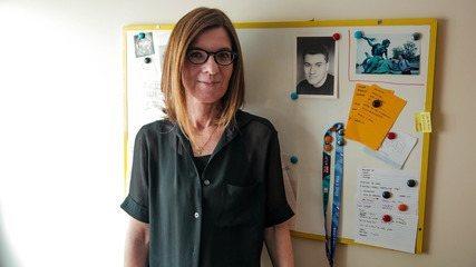 Adriana Lunardi, autora de 'Ilha de Ferro', fala sobre os desafios de escrever a série