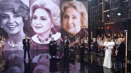 Eva Wilma e Nathália Thimberg também ganham ´Troféu Mário Lago´