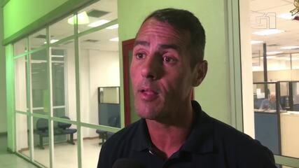 Vereador Marcello Siciliano presta depoimento na Delegacia de Proteção ao Meio Ambiente