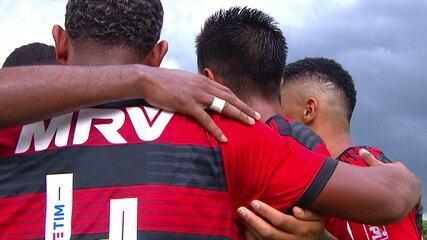 Melhores momentos de Flamengo 4 x 0 River-PI pela Copa São Paulo de Futebol Júnior