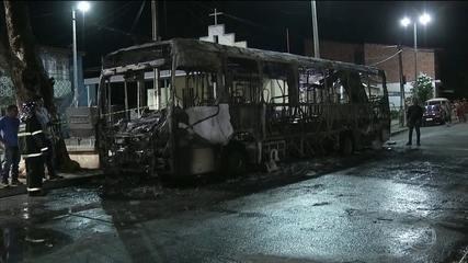 Ceará tem segunda madrugada seguida de ataques