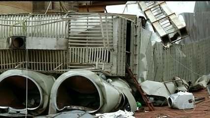 Três pessoas morreram após temporal em Bom Jesus de Goiás