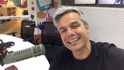 Otaviano Costa reage a comentários dos internautas sobre o 'Tá Brincando'