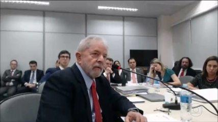 Lula nega acusações e alega falta de provas no caso do sítio de Atibaia