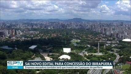 Prefeitura de São Paulo publica novo edital para concessão do Parque do Ibirapuera