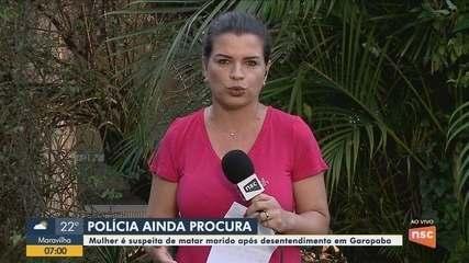 Jovem de 18 anos é encontrado morto em Garopaba; esposa é suspeita