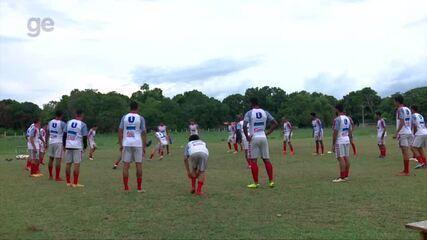 Piauí se reapresenta para a última semana de pré-temporada