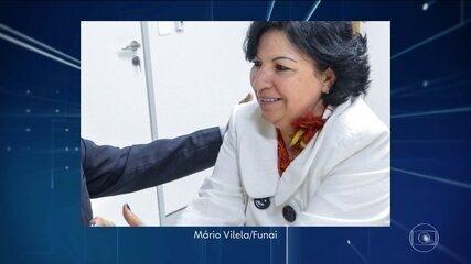 Diretora da Funai demitida por Moro continua trabalhado