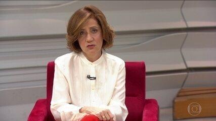 Miriam Leitão comenta sobre decisão do Ministério do Meio Ambiente