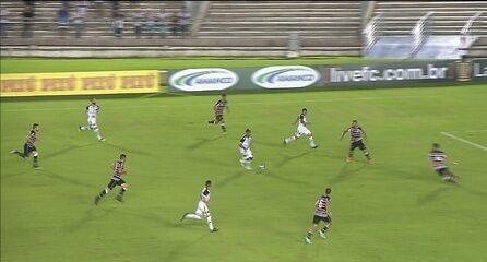Botafogo-PB e Santa Cruz empatam sem gols na estreia da Copa do Nordeste