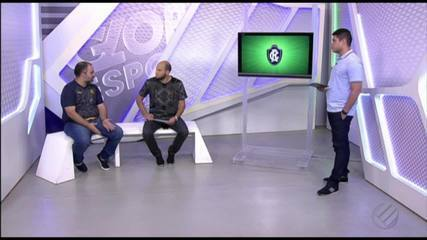 Presidente do Remo ainda espera enfrentar o Tapajós dia 27, no Mangueirão