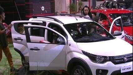 Equipe Marrom deixa a Prova de Resistência Cores Fiat