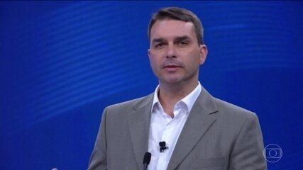 JN tem acesso a relatório do Coaf sobre movimentações de Flávio Bolsonaro