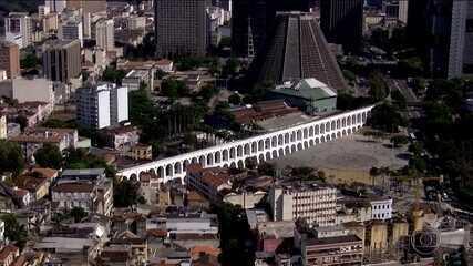Unesco elege Rio de Janeiro como capital mundial da arquitetura