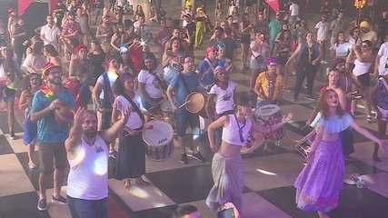 Seis blocos de carnaval se reúnem no Festival Sonoriza, em Belo Horizonte