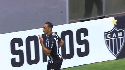 Melhores momentos de Atlético-MG 5 x 0 Boa Esporte, pela 1ª rodada do Campeonato Mineiro