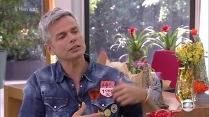 Otaviano Costa comenta declaração de que não faria mais novelas