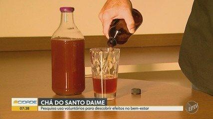 Chá do Santo Daime pode atuar na redução da depressão e ansiedade, diz pesquisa