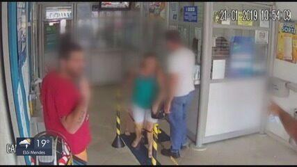 Lotérica é assaltada no Centro de Lavras (MG)