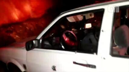 Jovens são presos após tentativa de assalto na Zona Norte