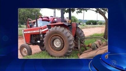 Trabalhador morre atingido por roçadeira em Arandu