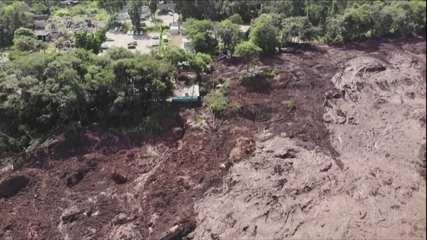 Entenda como foi o rompimento da barragem no Complexo do Feijão, em Brumadinho