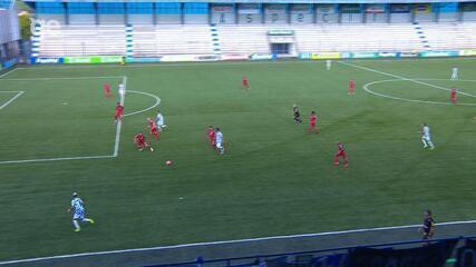 Confira os melhores momentos do jogo entre São José 2 x 0 Internacional
