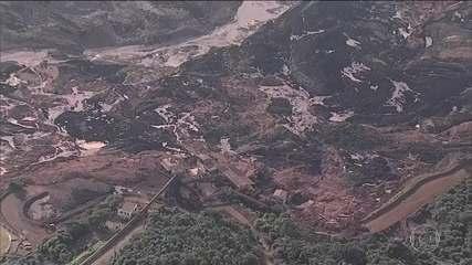 Tipo de barragem que se rompeu é menos estável do que outros, diz ONU