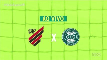 Saiba como assistir ao clássico Atletiba no Globoesporte.com