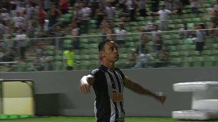 Melhores momentos de Atlético-MG 4 x 0 URT, pelo Campeonato Mineiro