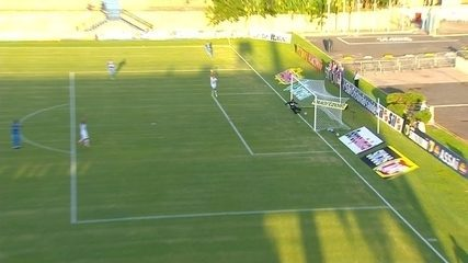 Gols: São Bento 1 x 1 São Caetano, pela 4ª rodada do Paulistão