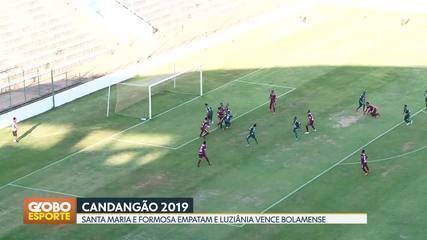 Gols do Candangão