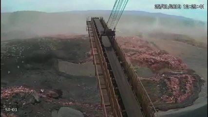 Vídeo mostra momento do rompimento da barragem da Vale, em Brumadinho